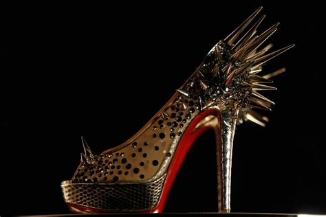 design museum london shoes christian louboutin the view from beyond