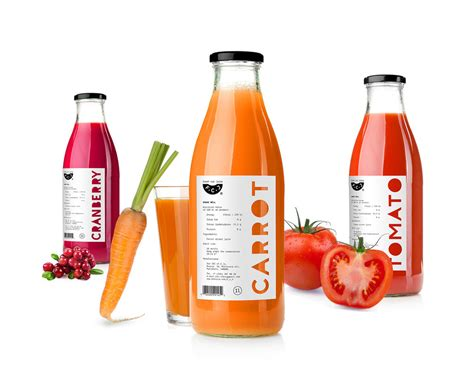 Happy Day Tomato Fruit Juice 1l concepts we wish were real the dieline packaging