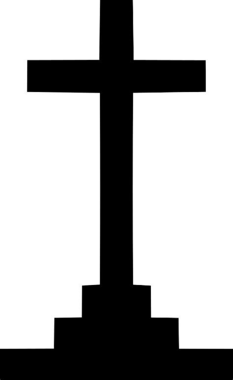 emoji salib file calvary cross svg wikimedia commons