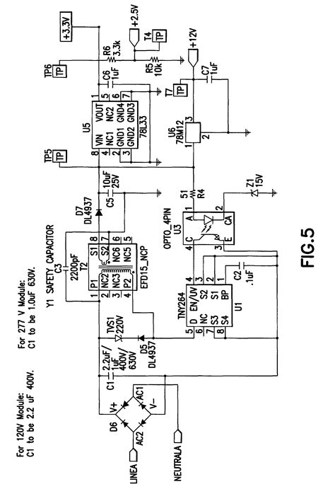 inductor current zero crossing inductive kick method 28 images patent us8154841 current zero cross switching relay module