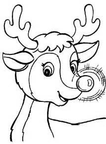 christmas coloring sheet 3