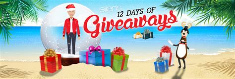 Ellen Giveaways 2017 - ellen s spring 12 days of giveaways freebie mom