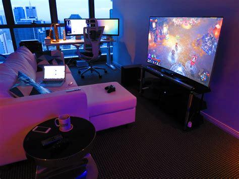 battle station bedroom setup gaming battlestation wars truevalhalla s battlestation