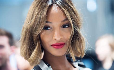 jordan dunn silver hair jourdan dunn s silver hair model debuts pastel hairstyle