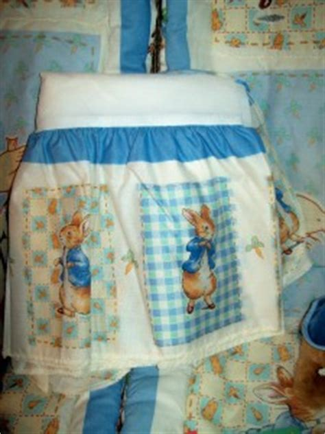 Rabbit Crib Bedding by Bn Ln 19 Pc Beatrix Potter Rabbit Crib Bedding