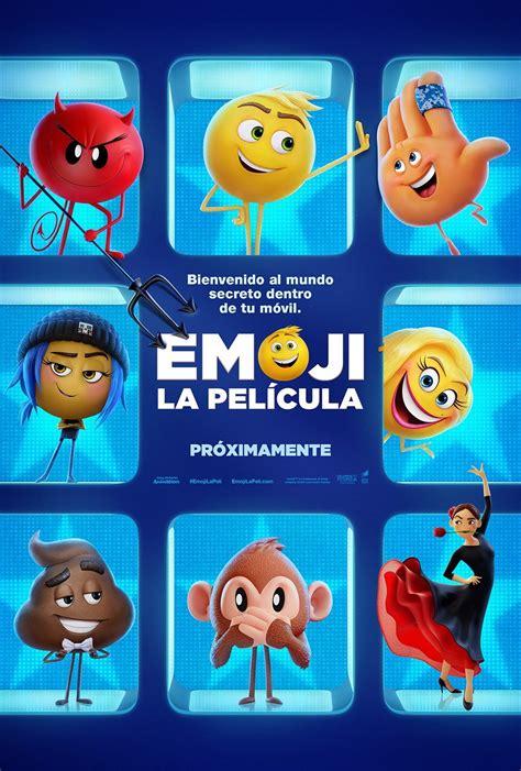 emoji film posters emoji teaser trailer