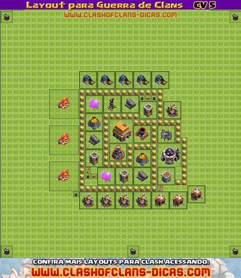 layout cv guerra 6 o jogador layouts cv 5 para guerra