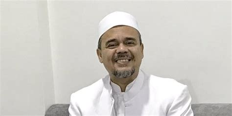 profil habib rizieq syihab habib rizieq syihab kembali tunda pulang ke indonesia