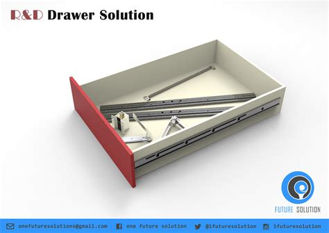 Drawer Solutions by R And D Drawer Solution Free 3d Model Animated Sldprt Sldasm Slddrw Ige Igs Iges Stp Cgtrader