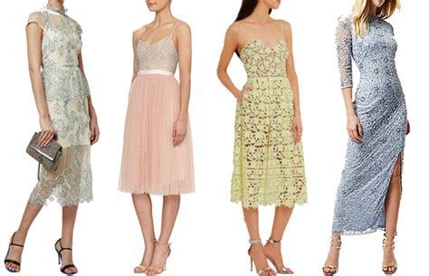 Wedding Dresses Guests Summer by Just In Summer Wedding Guest Dresses Onefabday