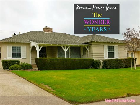 wonder house kevin s house from quot the wonder years quot iamnotastalker