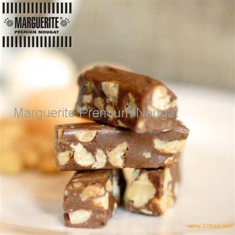 Marguerite Chocolate Nougat chocolate milk premium nougat products indonesia chocolate
