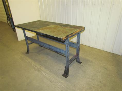 steel work benches workbench metal top