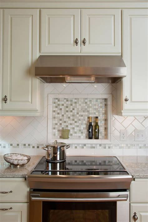 ideas for backsplash in kitchen kitchen backsplash ideas house pinterest