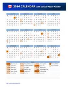 2015 calendar template with canadian holidays 2016 canada holidays calendar freewordtemplates net