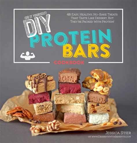 diy protein bars 43 healthy diy recipes nut butters candy bars protein