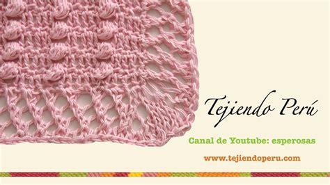 como hacer colchas para bebe manta o colcha para beb 233 en crochet y aguja circular