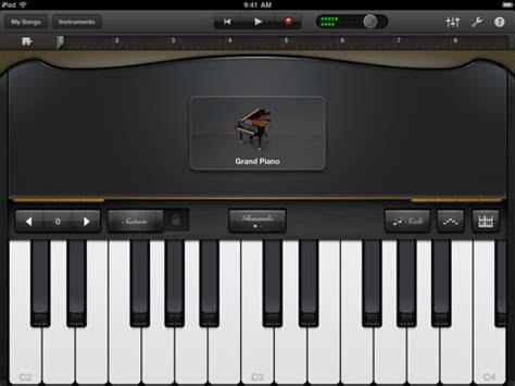 Garage Band Songs by Garageband For Ios Free And Software Reviews