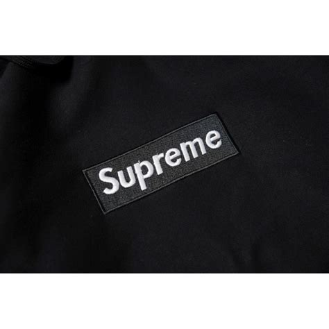 supreme box logo supreme box logo hoodie black