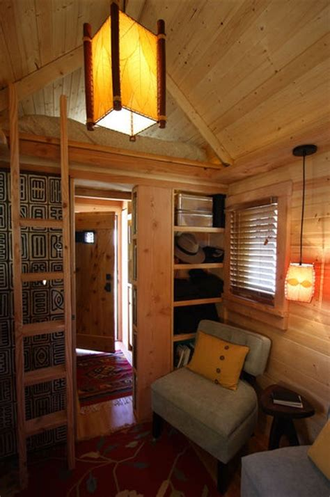 tiny home interior by tumbleweed tiny house company tina pinterest