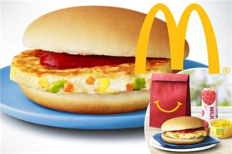 Kid Jp Mkburgers mcdonald s unveils grotesque chicken burger designed to encourage japanese to eat more