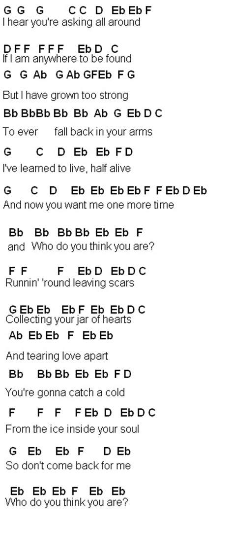 Adele Someone Like You Guitar Chords