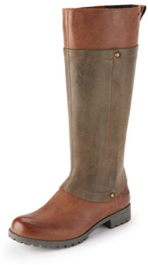 clarks clarks neeve ella waterproof knee high boot in
