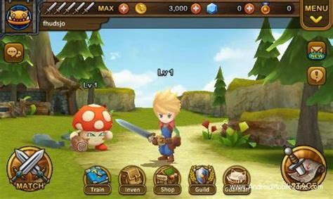 mod game guardian guardian hunter superbrawlrpg v1 1 2 mod apk android