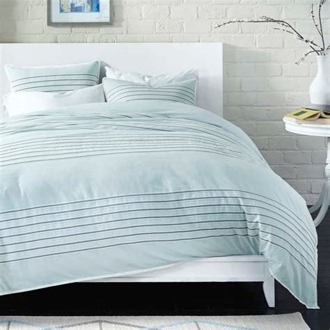 Spa Bedding Sets Spa Stripe 3 Comforter Set Free Shipping Today Overstock 17313345