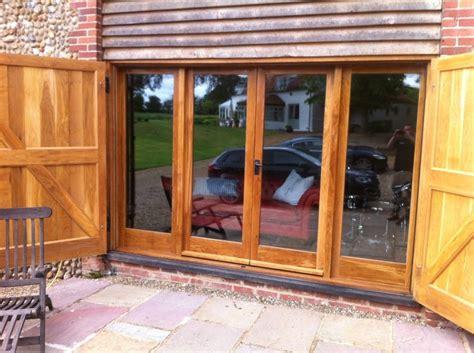 wood sliding patio doors exterior brown teak wood frame sliding patio glass door