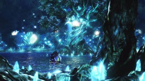 final fantasy  hd remaster tidus yuna love scene