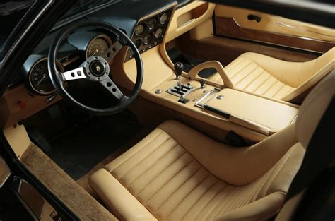 car upholstery for sale car of the day classic car for sale 1968 lamborghini