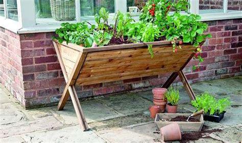 Garden Troughs Gardman Raised Growing Trough Planter Garden