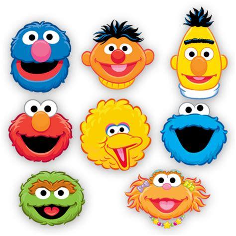 Cookie Monster Aufkleber by Kinderzimmer Wandtattoo Kit Sesame Street