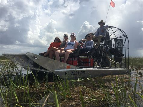 everglades airboat tours broward county everglades sw tours south florida finds