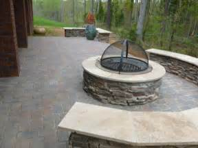 Make outdoor fireplaces and fire pits safe archadeck of charlotte