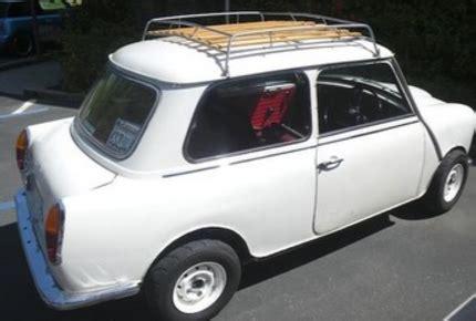 roof rack for mini cooper s fs roof rack for mini cooper and mini cooper s north