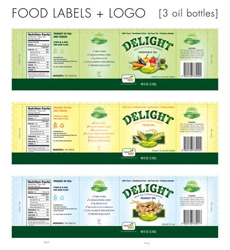 label design pinterest cooking oil labels printies mini pantry pinterest