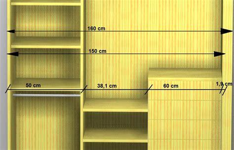 como hacer un mueble de parte 1 reutiliza como hacer explicacion medidas del armario