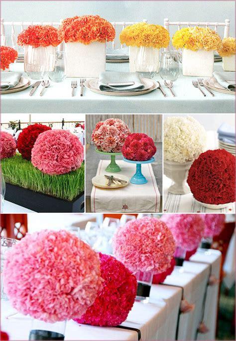 centre de table mariage fleur centres de table boule de fleur pour mariage d 233 coration