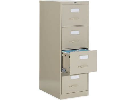4 Drawer Lockable Filing Cabinet by 4 Drawer Standard File Cabinet With Lock Sgn 147l