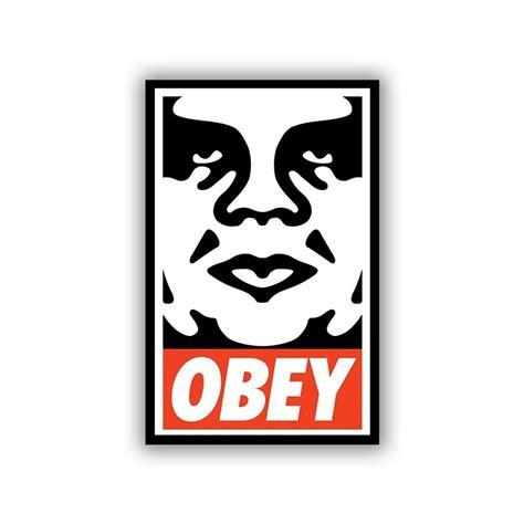obey stickersouf sticker