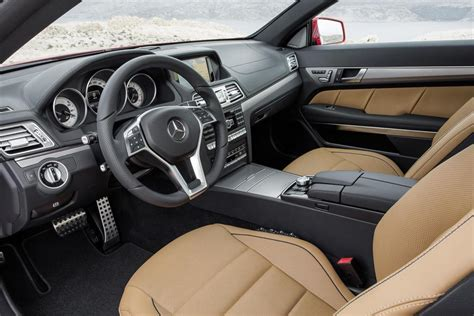 led len innen 2014 mercedes e class coupe news and information