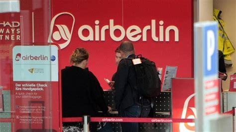 wann check in lufthansa strengere check in zeiten bei air berlin