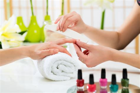Nail Spa by Nail Care Services In Denver Flaunt Salon Denver S