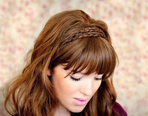 tutorial kepang rambut tutorial kepang rambut tutorial model kepang rambut bando modern model rambut