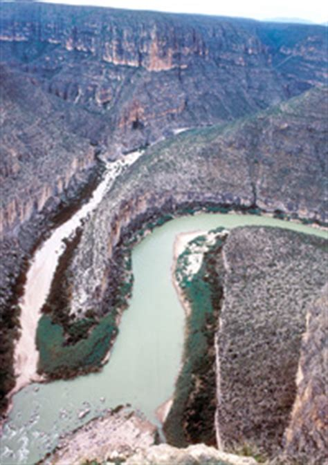 floating the lower canyons rio grande wild & scenic