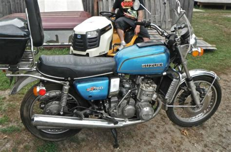 Suzuki Water 1975 6 Suzuki Gt750 Water Buffalo For Sale On 2040 Motos