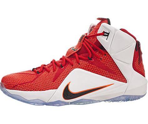 Sepatu Basket Nike Lebron 13 Elite Grey Abu Abu nike lebron xii 12 mens hi top basketball trainers 684593 sneakers shoes uk 11 us 12 eu