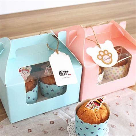 jual box kue dus cupcake cake kue kering packing karton